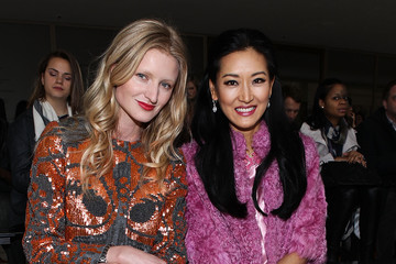 Kelly Choi Philosophy Di Alberta Ferretti - Front Row - Fall 2012 Mercedes-Benz Fashion Week