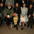Kelly Framel Yigal Azrouel - Front Row - Mercedes-Benz Fashion Week Fall 2015