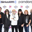 """Kelly Hansen Foreigner Performs Live On SiriusXM's Classic Rewind At """"The Garage"""" In The SiriusXM Hollywood Studios In Los Angeles"""