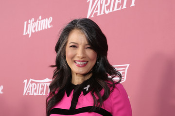Kelly Hu Variety's Power of Women Presented by Lifetime - Arrivals