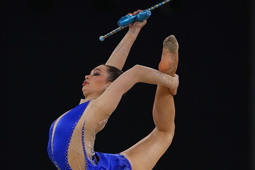 Kelly Macdonald 20th Commonwealth Games: Rhythmic Gymnastics