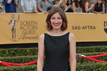 Kelly Macdonald 21st Annual Screen Actors Guild Awards - Red Carpet