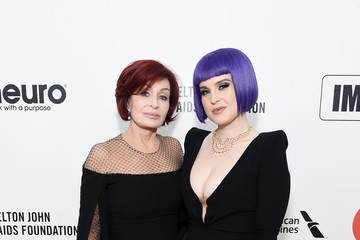 Kelly Osbourne 28th Annual Elton John AIDS Foundation Academy Awards Viewing Party Sponsored By IMDb, Neuro Drinks And Walmart - Inside