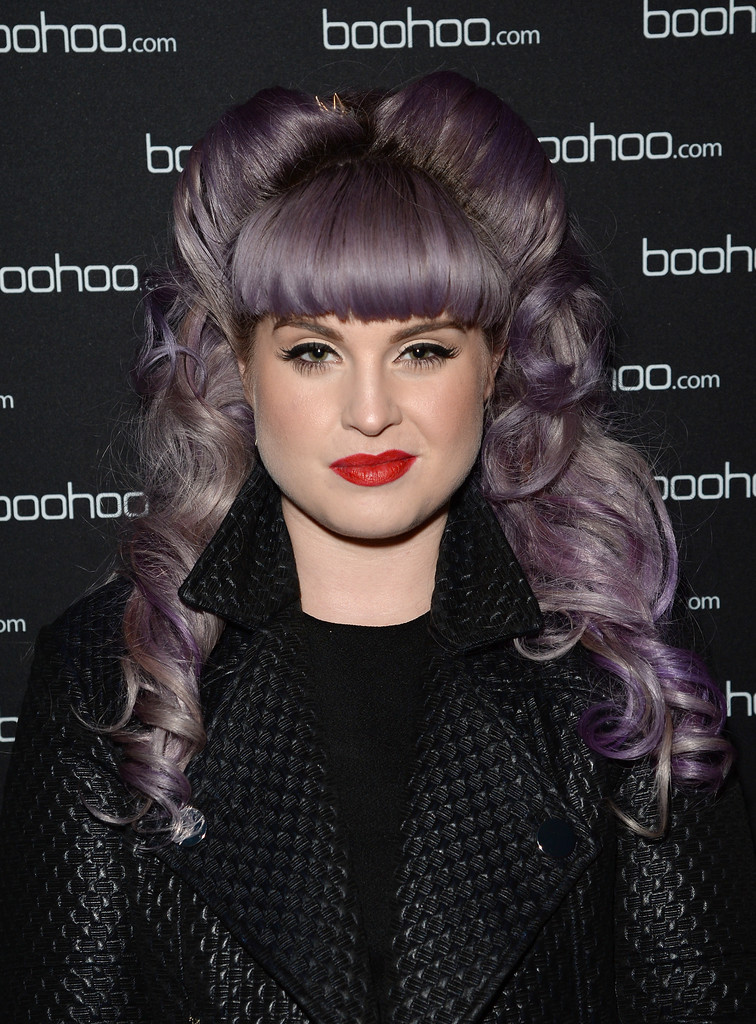 Is It Just Us or Is Kelly Osbourne's Hair the Color of Pantone's Color of the Year?