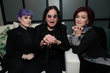 Kelly Osbourne Ozzy Osbourne Special Screening Of Momentum Pictures' 'A Million Little Pieces' - After Party