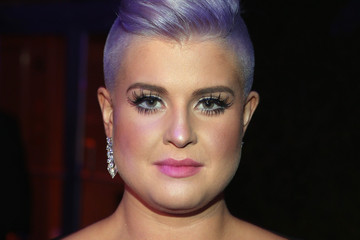 Kelly Osbourne Arrivals at the Elton John AIDS Foundation Oscars Viewing Party — Part 2