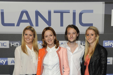 Kelly Sky Atlantic HD Launchparty In Hamburg