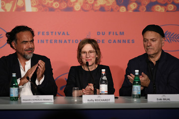 Kelly Reichardt Inarritu Jury Press Conference - The 72nd Annual Cannes Film Festival