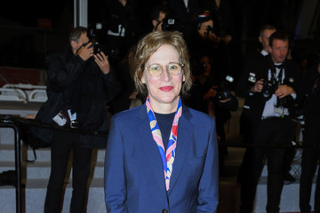 Kelly Reichardt 'The Whistlers (La Gomera/ Les Siffleurs)' Red Carpet - The 72nd Annual Cannes Film Festival