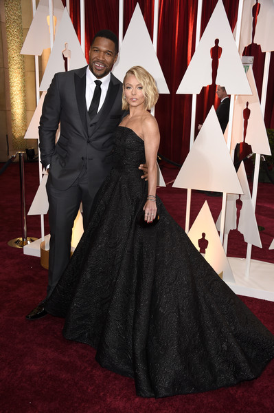 Kelly Ripa - Arrivals at the 87th Annual Academy Awards — Part 3