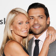 Kelly Ripa & Mark Consuelos