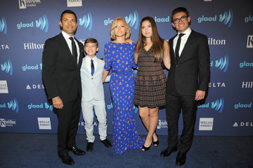 Kelly Ripa Ketel One Vodka Hosts The VIP Red Carpet Suite At The 26th Annual GLAAD Media Awards In New York