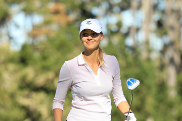 Kelly Rohrbach AT&T Pebble Beach Pro-Am - Round One