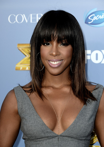 "Kelly Rowland - Fox's ""The X Factor"" Season 3 Premiere Party"