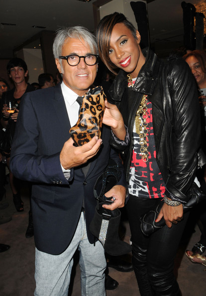 Ladylike Redefined - Fashion's Night Out at Giuseppe Zanotti
