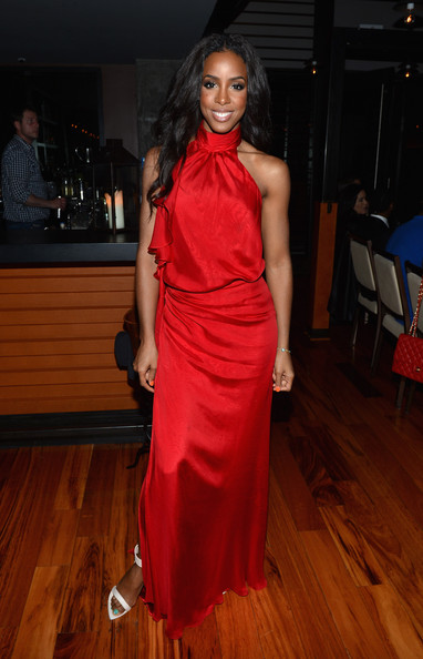 "Kelly Rowland - Kelly Rowland Hosts ""Hotel Noir"" - An Exclusive Launch Event For GREY GOOSE Cherry Noir"