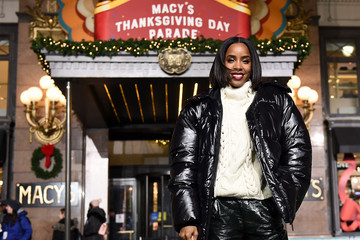 Kelly Rowland Performance Rehearsal In Preparation For The 93rd Annual Macy's Thanksgiving Day Parade®