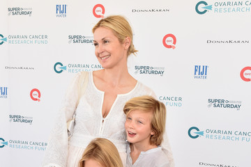 Kelly Rutherford OCRF's 18th Annual Super Saturday NY Co-Sponsored by FIJI Water