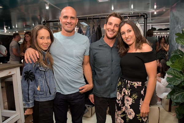 Outerknown Celebrates The Launch of S.E.A. JEANS At Ron Herman
