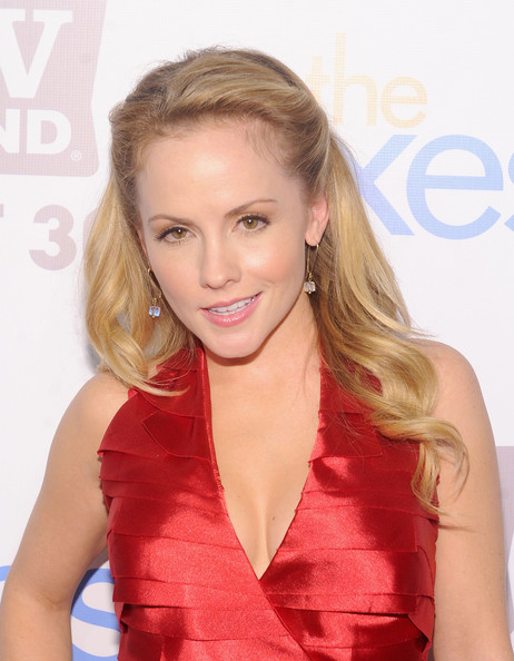 Kelly Stables Actress Attends The Tv Land Holiday