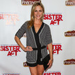 Kelly Sullivan 'Sister Act' Opening Night in Hollywood