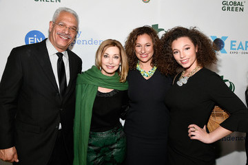 Kelly Vlahakis-Hanks 15th Annual Global Green Pre Oscar Party