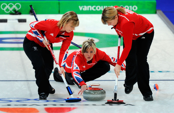 Curling - Day 10