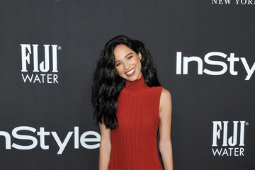 Kelsey Chow 2018 InStyle Awards With Fiji