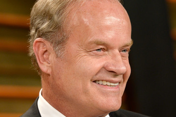 Kelsey Grammer Stars at the Vanity Fair Oscar Party