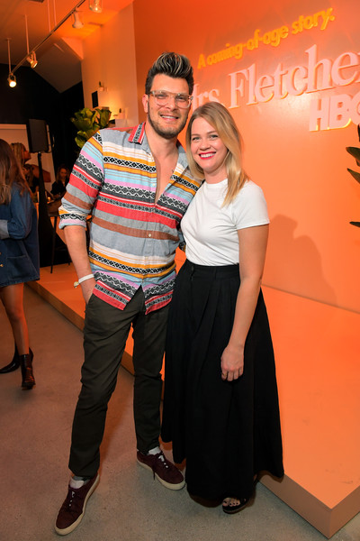 HBO's Mrs. Fletcher Pop-Up Preview Party