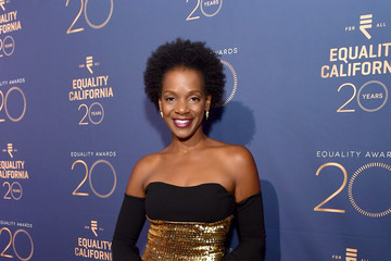 Kelsey Scott Equality California's Special 20th Anniversary Los Angeles Equality Awards