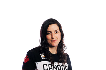 Kelsey Serwa Team Canada Media Summit