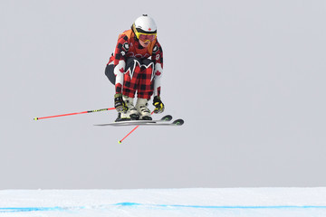Kelsey Serwa Freestyle Skiing - Winter Olympics Day 13