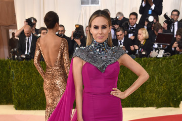 Keltie Knight 'Manus x Machina: Fashion In An Age of Technology' Costume Institute Gala - Arrivals