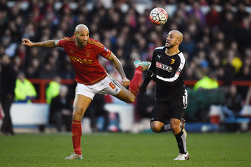 Kelvin Wilson Nottingham Forest v Watford - The Emirates FA Cup Fourth Round