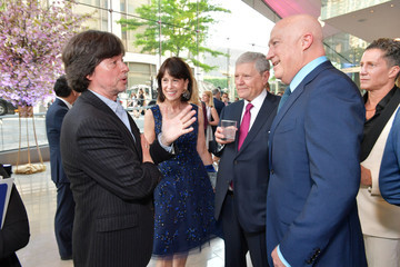 Ken Burns Lincoln Center's American Songbook Gala - Inside