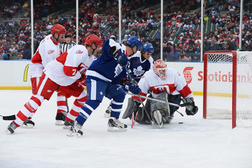 Ken Holland Bridgestone NHL Winter Classic: Alumni Games