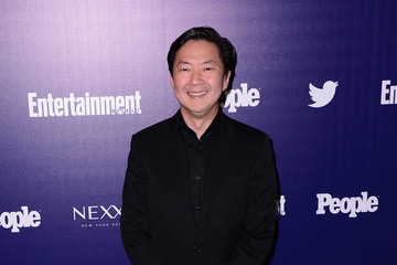 Ken Jeong 'Entertainment Weekly' and 'People' Celebrate The New York Upfronts - Arrivals