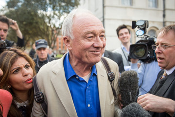 Ken Livingstone Ken Livingstone Leaves Millbank Amid Calls For His Resignation