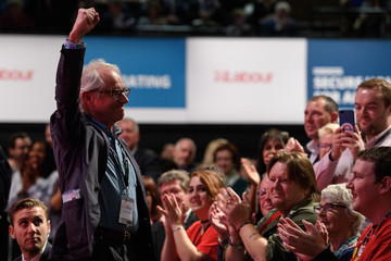 Ken Loach Labour Party Conference 2017- Day Two