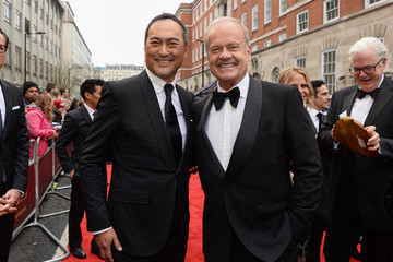 Ken Watanabe The Olivier Awards With Mastercard - VIP Arrivals