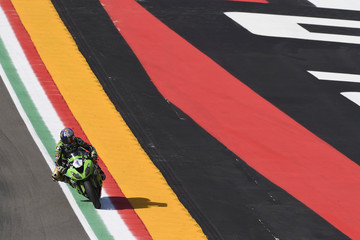 Kenan Sofuoglu World Superbikes - Qualifying
