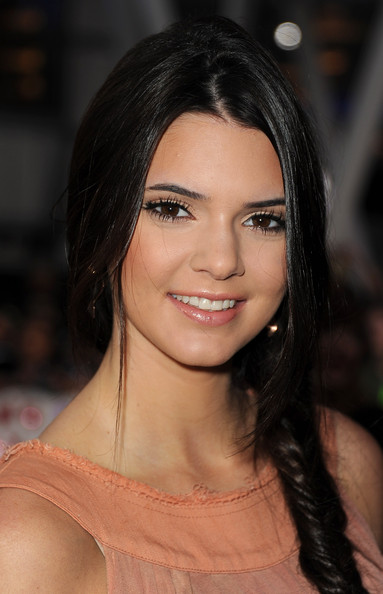 "Kendall Jenner TV personality Kendall Jenner arrives at the premiere of Summit Entertainment's ""The Twilight Saga: Breaking Dawn - Part 1"" at Nokia Theatre L.A. Live on November 14, 2011 in Los Angeles, California."