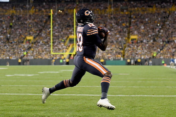 Kendall Wright Chicago Bears vGreen Bay Packers