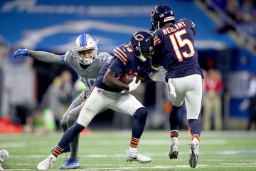 Kendall Wright Chicago Bears vDetroit Lions