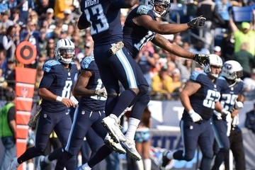 Kendall Wright Green Bay Packers v Tennessee Titans