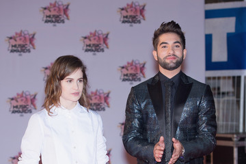 Kendji Girac 17th NRJ Music Awards - Red Carpet Arrivals at Palais Des Festivals In Cannes