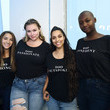 Kendra Murrell Olay's 'Face Anything' New York Fashion Week Make-Up Free Runway Show