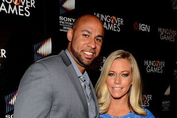 "Kendra Wilkinson Premiere Of Sony Pictures Home Entertainment's ""The Hungover Games"" - Red Carpet"