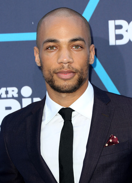 kendrick sampson wife